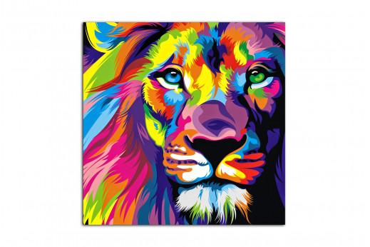 Фотокартина Цветной царь